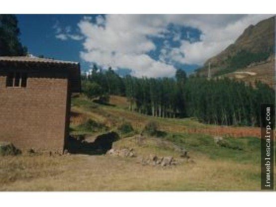 3.85 hectáreas, chacra con manantial y riego