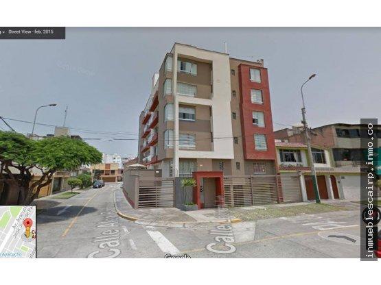 VENDO Duplex - 240 m². Frente a Parque Surco