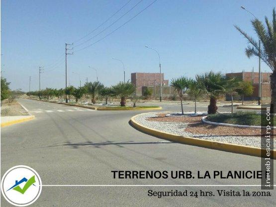8 TERRENOS JUNTOS - URB. LA PLANICIE II, PIURA
