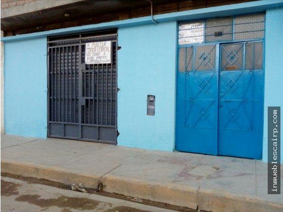 ALQUILO LOCAL COMERCIAL - CHILCA - HUANCAYO