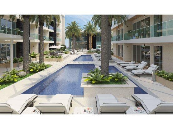 Apartamentos de diseño vanguardista en Cap Cana