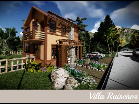 """¡Lujosas! Villas """"Ruiseñor"""" En Green Park Village"""