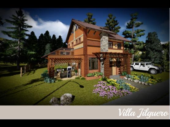 """¡Lujosas! Villas """"Jilguero"""" En Green Park Village"""