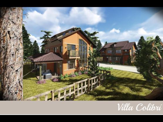 """¡Lujosas! Villas """"Colíbri"""" En Green Park Village"""