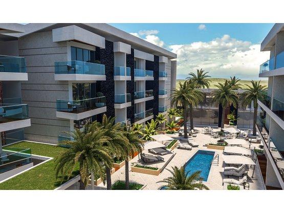 Innovador Proyecto de apartamentos en Cap Cana