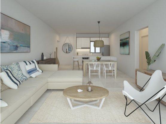 Apartamentos a estrenar a unos pasos de la playa