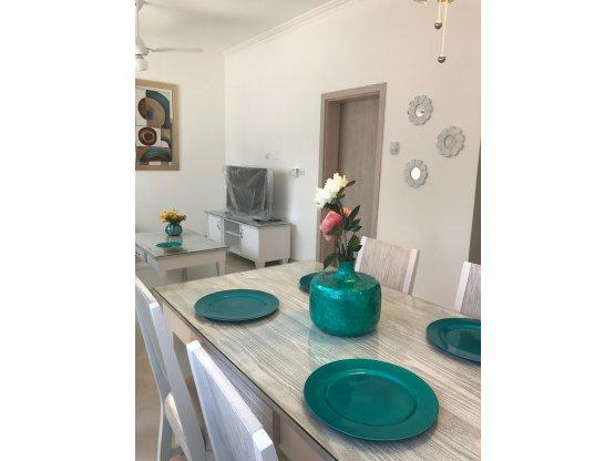 Apartamento en renta en Cocotal a estrenar