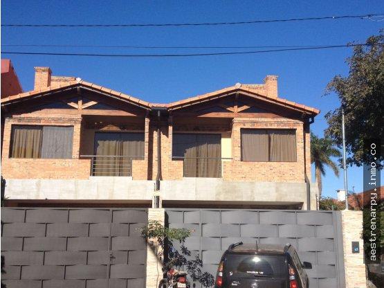 ALQUILO -Duplex de 3 Dorm.Barrio Miraflores