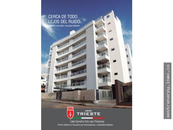 En VENTA y ALQUILER- Edificio Trieste - 3 Dorm.