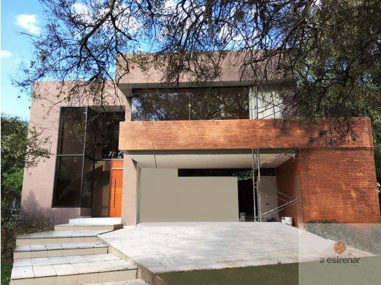 ALQUILO Residencia en Barrio Cerrado de Lujo