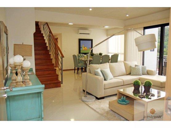 Penthouse AMOBLADO EN ALQUILER - Parque Peron