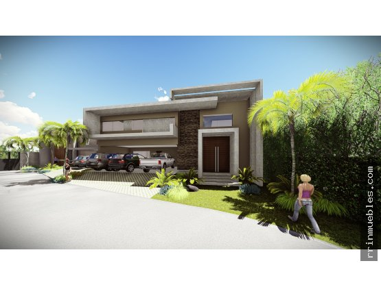 La Trinidad 5: Casa 2