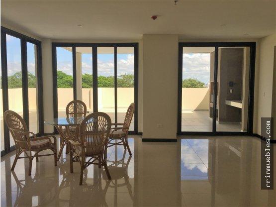 Penthouse en Villa Morra