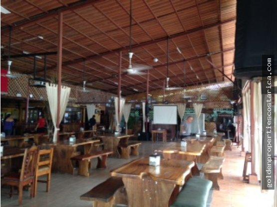 Se vende Bar Restaurante en Brasilito Guanacaste