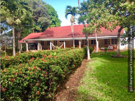 Hacienda en Guanacaste