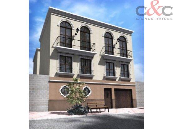 Apartamentos en Venta zona 1, Villas Juan Chapín