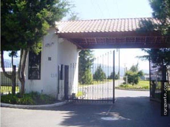 Terreno Hacienda San Angel Km. 21 San José Pinula