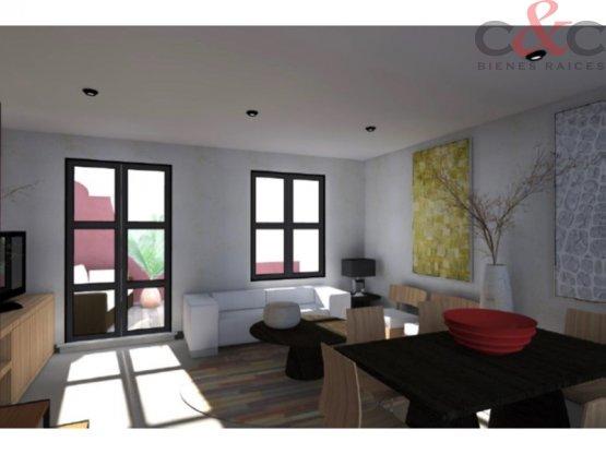 Apartamento Zona 1, Villas Juan Chapín