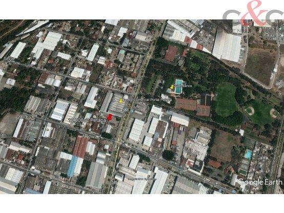 Terreno en Venta, Avenida Petapa