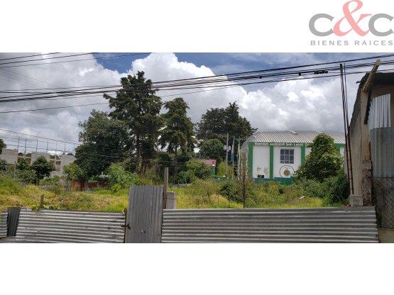 Terreno en Venta, San Lucas Sacatepéquez