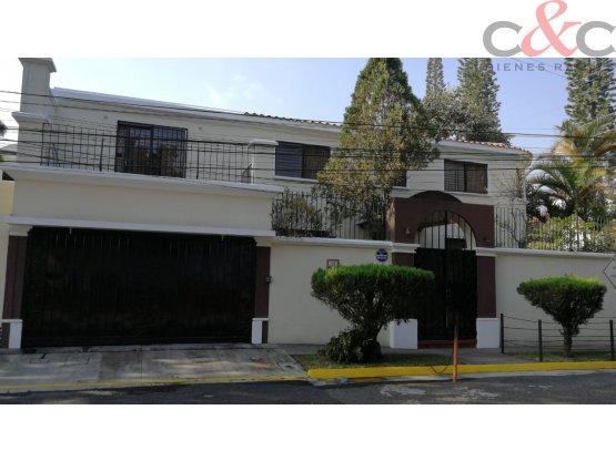 Casa en Venta, Colonia El Zapote zona 2
