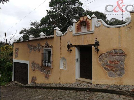 Casa en Venta, Choacorral, San Lucas Sacatepéquez