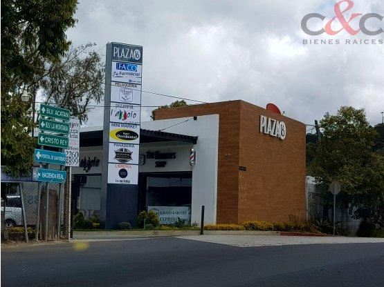 Centro Comercial en venta Zona 16
