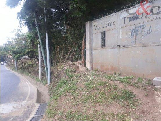 Terreno en Venta, Sta. Catarina Pinula