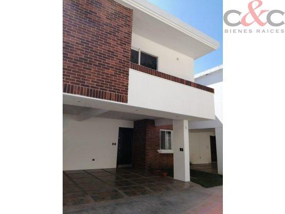 Casa en Renta, Las Charcas zona 11