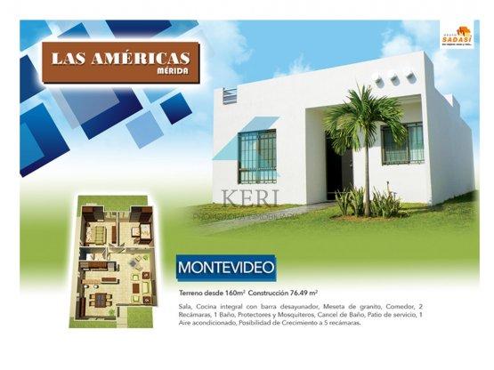 Venta de casa en Fraccionamiento las Américas