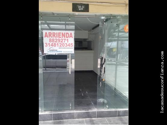 ARRENDAMIENTO LOCAL LA ENEA MANIZALES