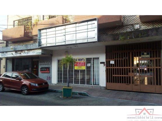 LOCAL COMERCIAL EN RENTA EN 3a ORIENTE TAPACHULA