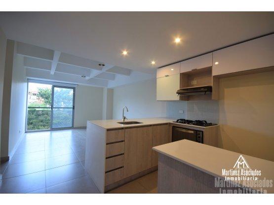 Se vende apartamento moderno en Los Bernal
