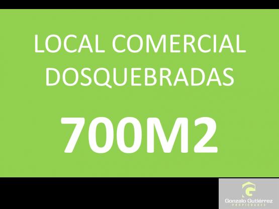 LOCAL COMERCIAL DOSQUEBRADAS 700