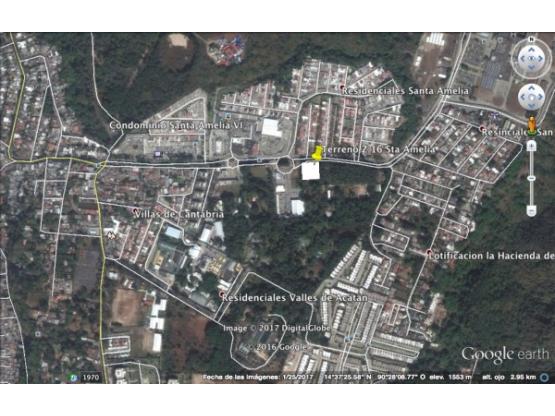 Propiedad en alquiler en GUATEMALA - Zona 16