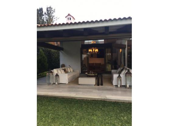 Preciosa casa con vista espectacular en San Isidro