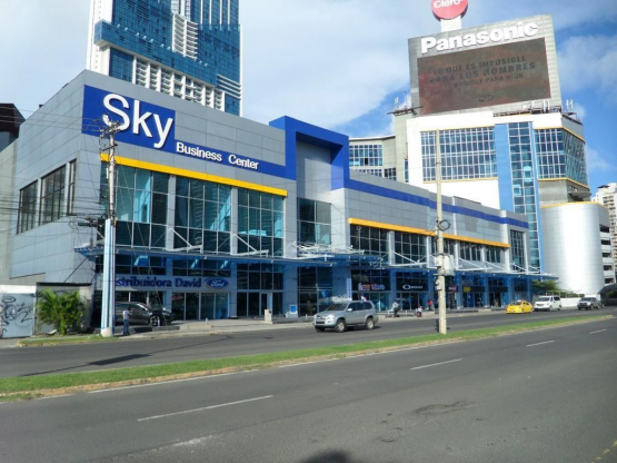 ALQUILER OFICINAS SKY BUSINESS CENTER- AVE BALBOA