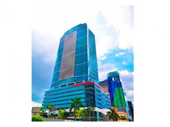 Oficina en Torre Banco Aliado - Costa del Este