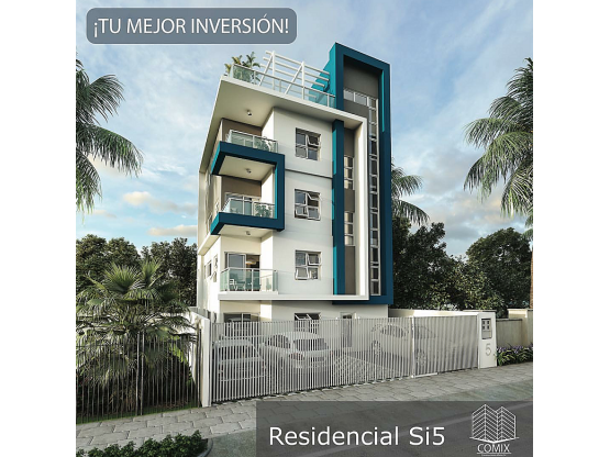 Proyecto Residencial Si5.