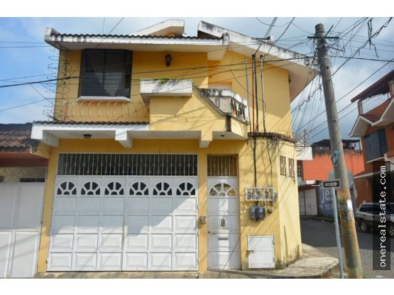 Vendo casa en Coatepeque, Quetzaltenango