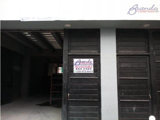 Arriendo, Bodega en el Centro, Manizales
