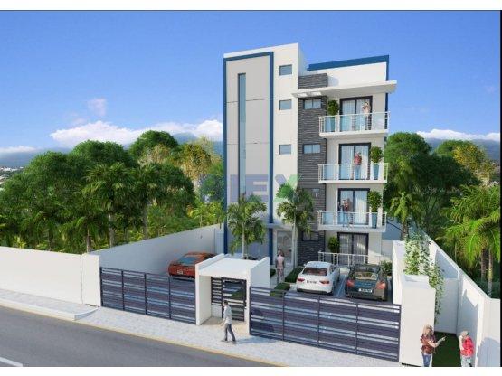 Apartamentos en proyecto