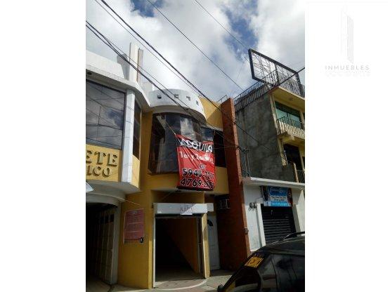 En Alquiler, Edificio comercial en Huehuetenango