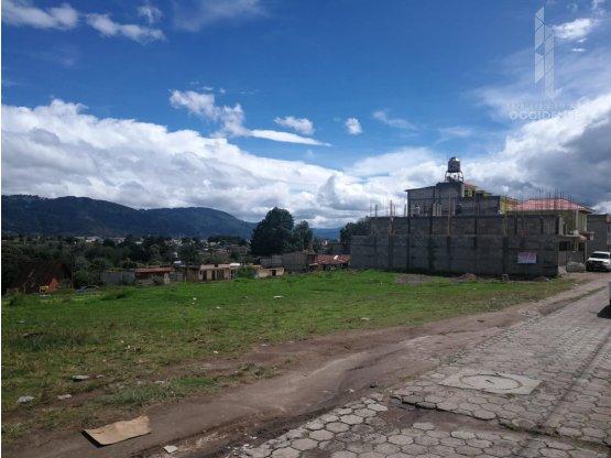 En Venta! Lote de 7x18 en Quetzaltenango