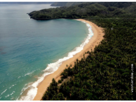 Playa Paradisiaca en El Limon