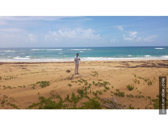 Frente de Playa Acogedor en Miches