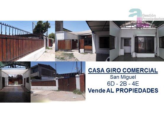 CASA GIRO COMERCIAL  San Miguel