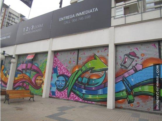Locales Comerciales en Ñuñoa