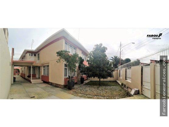 CASA PARA INSTITUCION EN ALQUILER EN MUYURINA