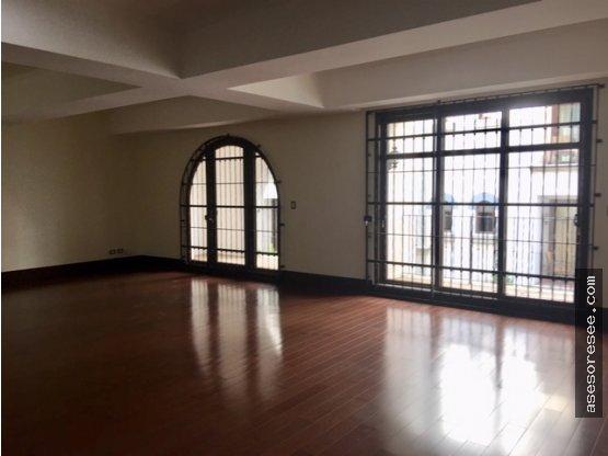 Venta y Alquiler Apartamento Zona 16 paseo Cayala